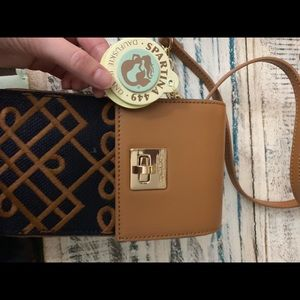 Spartina 449 NWT Mareena Margot Phone Crossbody